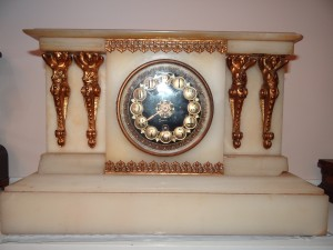 Antique Clock Collecting: Boston Clock Company